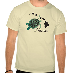 Hawaii Turtle Shirt