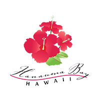 Hawaii red hibiscus flower shirt